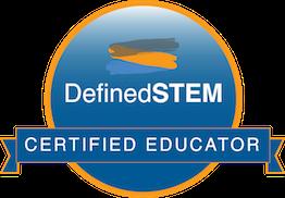 Certified Educator BADGE